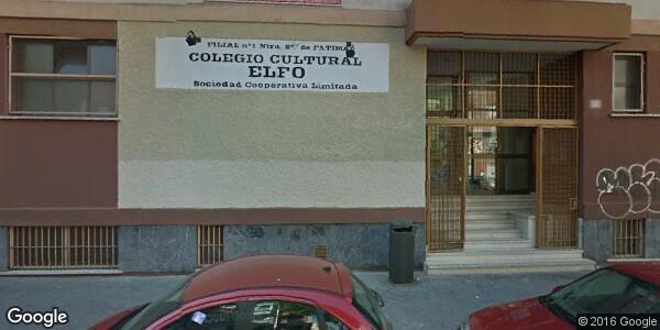 """Colegio """"cultural Elfo-nuestra SeÑora De FÁtima"""""""
