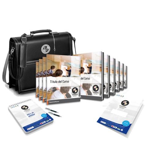 materiales Master en Asesoría Laboral, Fiscal y Contable